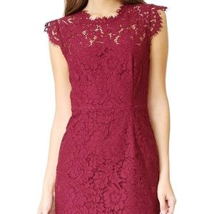Dresses & Skirts - Red Lace Special Occasion Dress